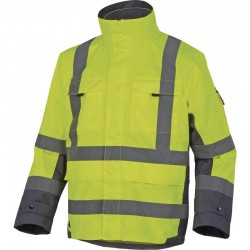 TARMAC HV PU COATED OXFORD POLYESTER 4 in 1 PARKA